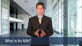 Video What Is An Alibi