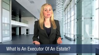 Video What Is An Executor Of An Estate