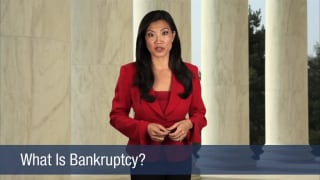 Video What Is Bankruptcy