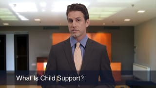 Video What Is Child Support