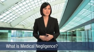 Video What Is Medical Negligence