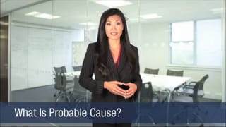 Video What Is Probable Cause