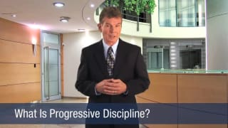 Video What Is Progressive Discipline