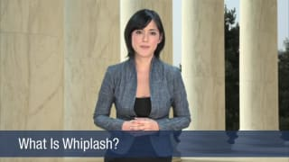 Video What Is Whiplash