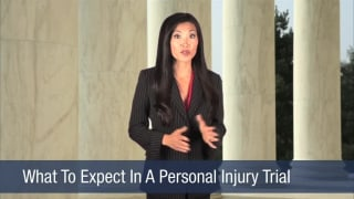 Video What To Expect In A Personal Injury Trial