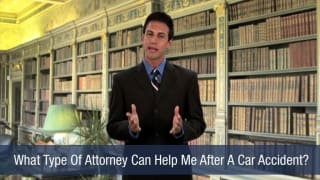 Video What Type Of Attorney Can Help Me After A Car Accident