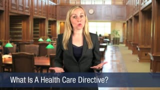 Video What is A Health Care Directive