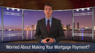 Video Worried About Making Your Mortgage Payment