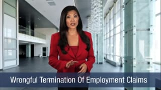 Video Wrongful Termination of Employment Claims