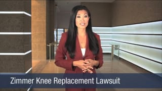 Video Zimmer Knee Replacement Lawsuit