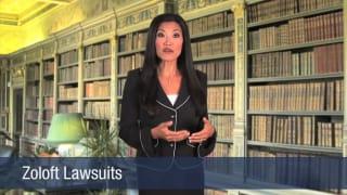 Video Zoloft Lawsuits
